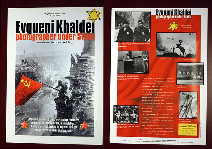 Evgueni Khaldei - Photographer Under Stalin (2000) film poster